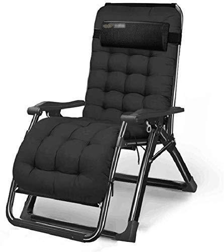 Home Equipment Schwerelosigkeit Klappliege mit Verstellbarer Kopfstütze Lounge Chair Liege Camping Recliner Indoor Nap Lazy Lounge Chair (Farbe: C)