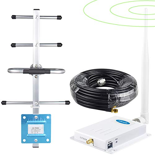 Verizon Cell Phone Signal Booster 4G LTE Cell Phone Booster Verizon Signal Booster Band13 Cell Signal Booster Verizon Signal Amplifier Extender Boost Voice+Data For Home Boost up to 4000 Sq. Ft
