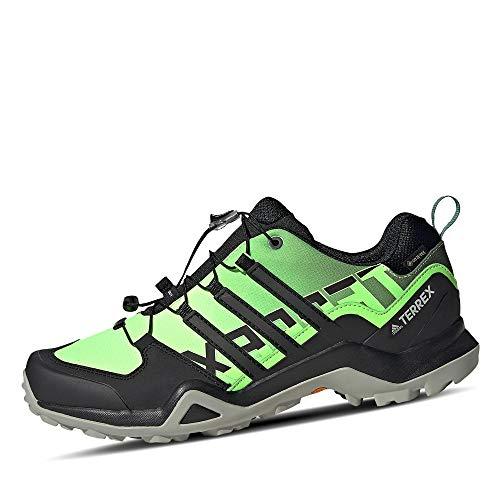adidas Terrex Swift R2 GTX, Zapatillas de Hiking Hombre, VERSEN/NEGBÁS/Gridos, 40 2/3 EU