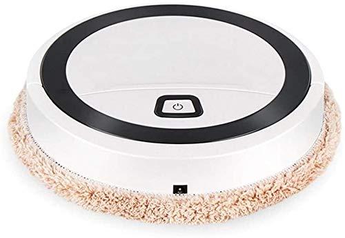 HAOKE Mini robot de limpieza de suelo inteligente portátil...