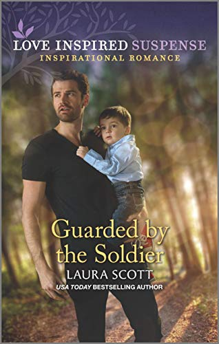Guarded by the Soldier (Justice Seekers Book 2)