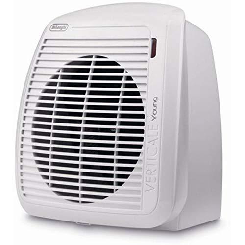 DeLonghi HVY1020.W Interior Blanco 2000W Calentador eléctrico de Ventilador Calefactor eléctrico HVY1020.W,...