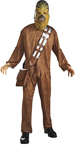 Rubie's-déguisement officiel - Star Wars- Costume Chewbacca - Taille Unique- CS926819