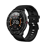 LEFIT Smart Watch for Android iOS Phones, Fitness Tracker Watches for Men Women, Pedometer Watch , IP67 Waterproof Activity Tracker with Heart Rate Monitor Sleep Digital Watch
