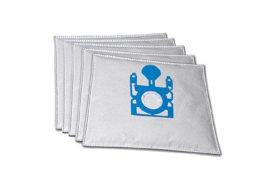 5 Staubsaugerbeutel geeignet für BOSCH Solitaire Sphera 1500 W, Solitaire Ultra, Sphera 20-30, Sphera 32, Sphera 35