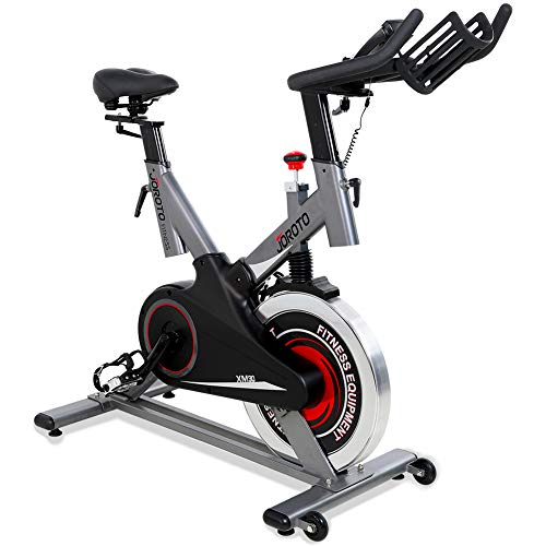 JOROTO XM30 Indoor Cycling Bike With Monitor