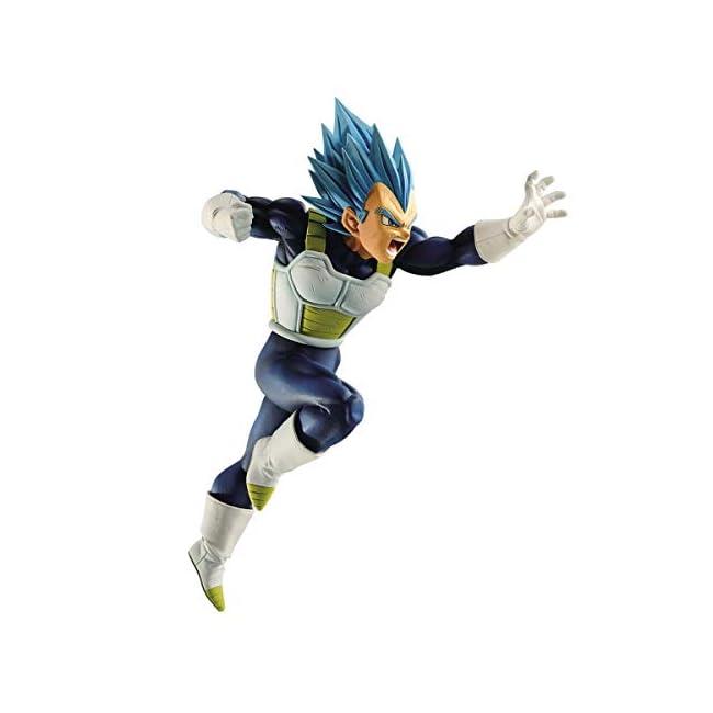 Dragon Ball Super Broly Super Saiyan God Vegeta Battle Figure Statue