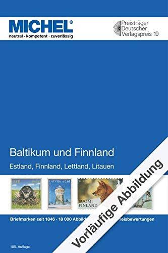 Baltikum und Finnland 2020/2021: Europa Teil 11 (MICHEL-Europa / EK)