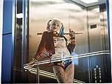 MARGOT ROBBIE - Suicide Squad AUTOGRAPH Signed 11x14 Photo
