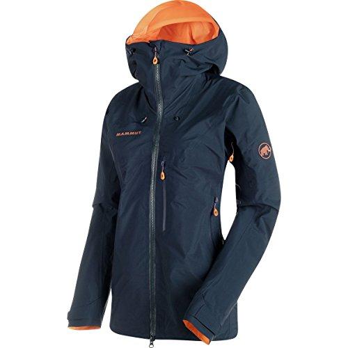 (マムート) Mammut Nordwand Pro HS Hooded Shell Jacket レディース ジャケットNight [並行輸入品]