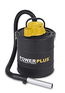 varo POWX300 Aspirador de cenizas, 1200 W, 240 V, Negro Amarillo, 20 Litros