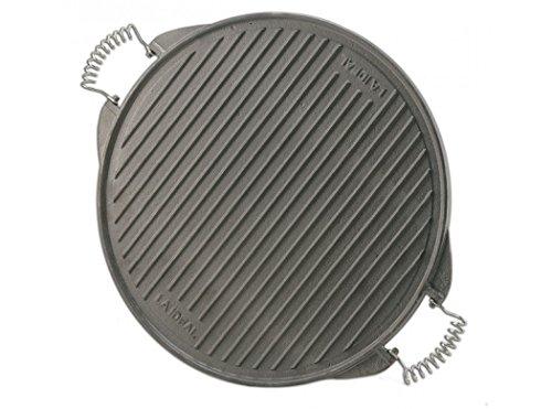 Garcima 5010230 Plancha de hierro redonda
