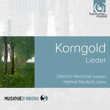 Korngold: Lieder