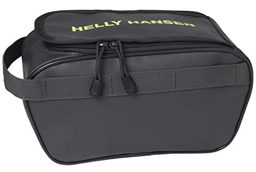 Helly Hansen HH Scout Wash Bag Neceser, Unisex Adulto, Ebony, STD