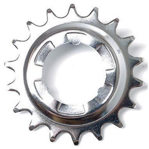 CYCLING_EQUIPMENT Piñon 16D Plata 10uds SM-Gear Nexus, Adultos Unisex, Multicolor (Multicolor), Talla Única