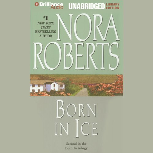 Born in Ice cover art