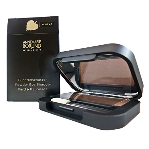 Annemarie Börlind Powder Eye Shadow 47 nude, 1er Pack (1 x 2 ml)