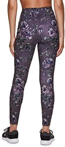 Rose print leggings _image0