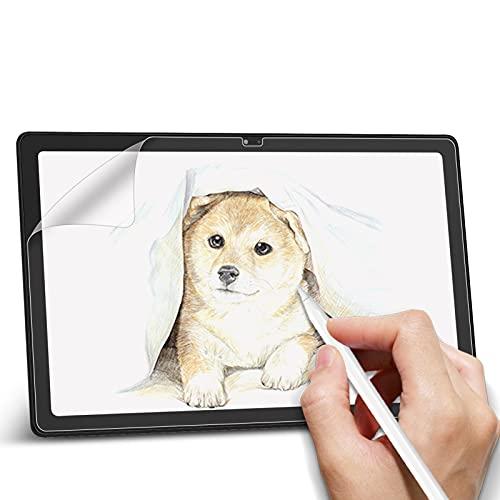 TENGSHI [2 Stück] Write Like Paper Bildschirmschutzfolie für Samsung Galaxy Tab A7 10,4 Zoll 2020 (SM-T500/T505/T507), leicht zu schreiben & zu zeichnen, blendfreie matte Folie