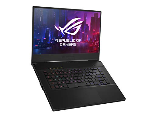 ROG Zephyrus M Thin and Portable Gaming Laptop, 15.6 240Hz FHD IPS, NVIDIA GeForce RTX 2070, Intel Core i7-9750H, 16GB DDR4 RAM, 1TB PCIe SSD, Per-Key RGB, Windows 10 Home, GU502GW-AH76