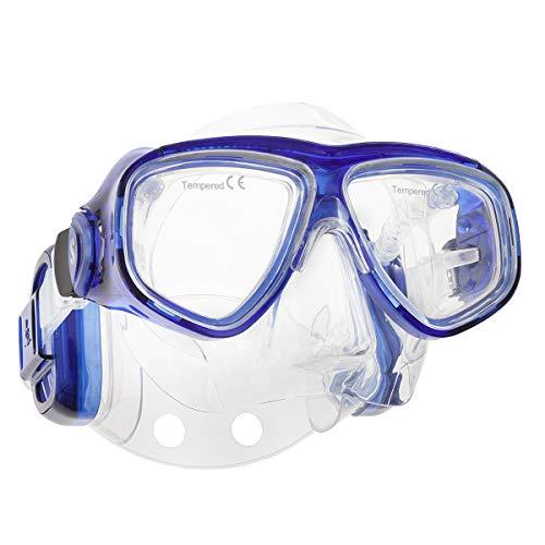 SCUBAPRO - Pro Ear 2000 Transparent, Color Transparente,Azul