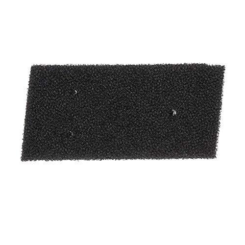 6x HX Filter 481010716911 Schwammfilter Filtermatte Kondenstrockner für 8015250474909 Bauknecht Whirlpool Privileg Trockner Wärmepumpentrockner, 4 Loch, 230x105mm