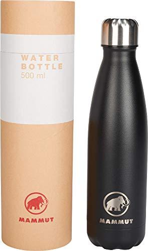 Mammut Water Bottle Black One Size