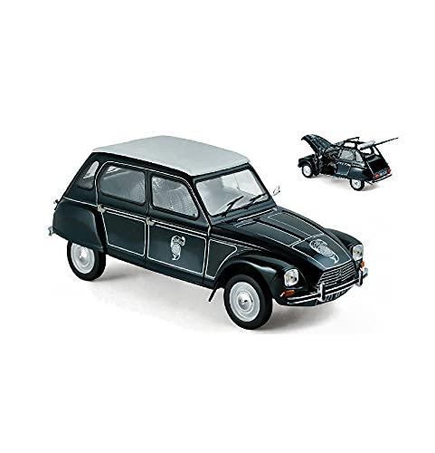 CITROEN DYANE 6 1977 'CABAN' 1:18 - Norev - Auto Stradali - Die Cast - Modellino