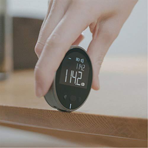 LEXIANG Mini medidor de Distancia, telémetros de Punto, Herramienta de Cinta métrica electrónica Digital, telémetro portátil, diastímetro, área de Distancia