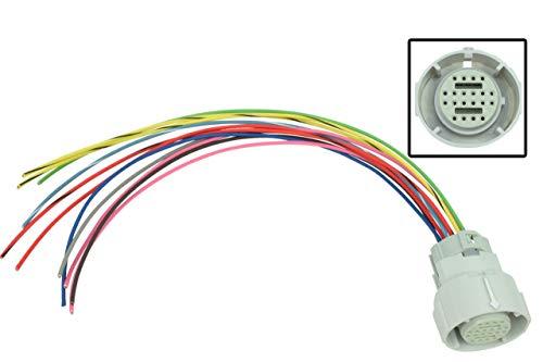ICT Billet 4L60E 4L65E 4L70E Transmission Wire Connector Pigtail 4.8 5.3 6.0 Electronic Hydro-Matic M30 M32 M70 4 Speed Longitudinal Automatic WPTRA36