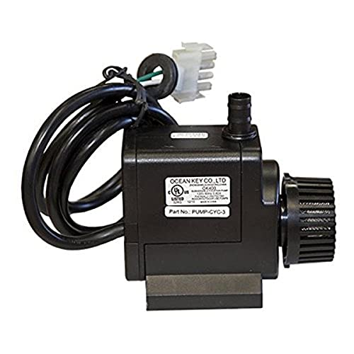 Portacool Pump-CYC-3 Cyclone Replacement Pump, Fits 2000 and 3000...