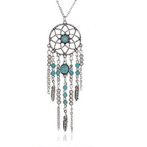 Collana Acchiappasogni - Stile indiano nativo americano etnico Donne e ragazze