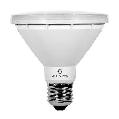 LAMPARA LED PAR30 R-LINE 10W E27 3000K marca BENEITO FAURE