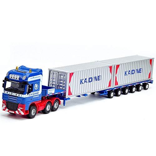 mächtig der welt AOTE-D Toy Truck Container Truck Pkw 1:50 Truck Kids Toy Boys Girls Geschenke