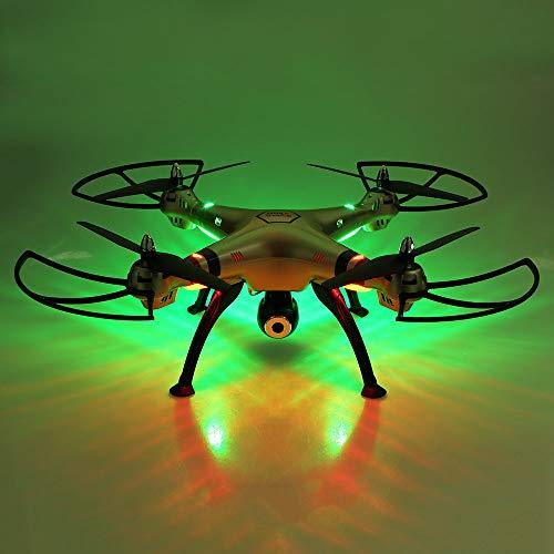 GoolRC Syma X8HW Wifi FPV 2.0 MP HD fotocamera RC Quadcopter con altitudine tenere e modalità senza testa