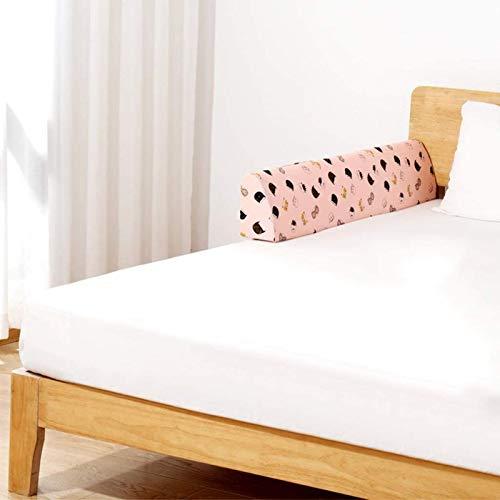 Rieles de cama plegables parachoques de cama para niños pequeños, riel de cama de espuma viscoelástica anticolisión, riel de cama, riel de cama para niños pequeños, cama de bebé, riel de cama para niñ
