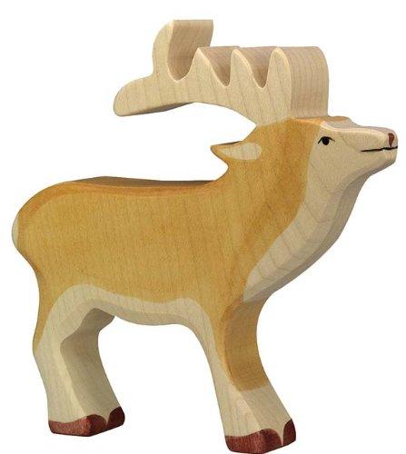 Holztiger Hirsch, 80088