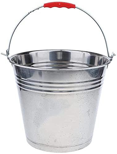 Secchio di ghiaccio del latte dell'acqua resistente dell'acciaio inossidabile per il partito della famiglia Cafe ristorante conveniente