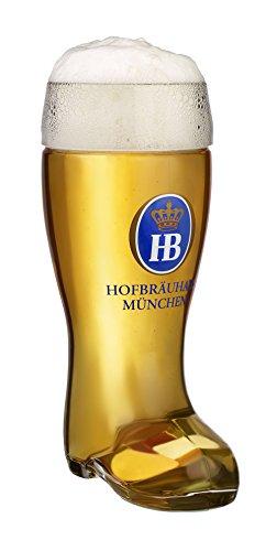 HB Hofbräuhaus München Jarra de Cerveza Alemana Múnich Hofbräuhaus München HB 0,5 litros King Werk KI 1000174
