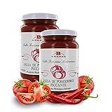 Salsa de Tomate Picante - 350 Gramos (Paquete de 2 Piezas)