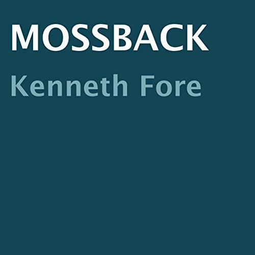 Mossback audiobook cover art