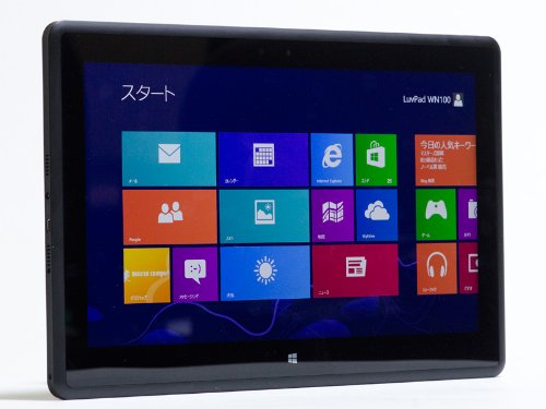 マウスコンピューター LuvPad LP-WN1100 Windows 8搭載11.6型タブレットPC