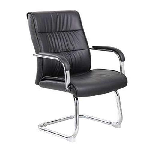 Archimede E9249GK, Los Angeles stoel Attesa, zwart, 59 x 66 x 98 cm