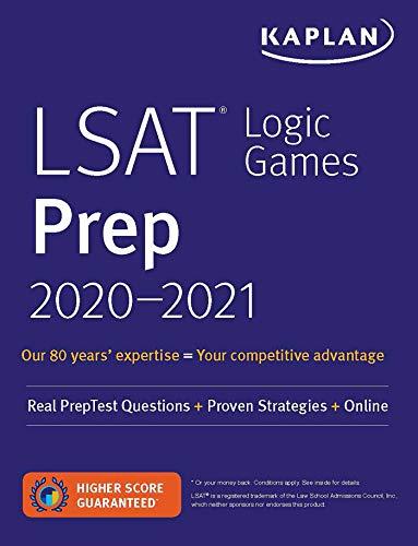 in budget affordable Preparing for LSAT Logic Games 2020-2021