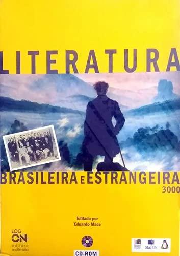Série 3000 - Literatura Brasileira E Estrangeira Cd-rom