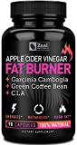 Apple Cider Vinegar Weight Management Pills for Women - Garcinia Cambogia + w. CLA & Green Coffee Bean Green Tea