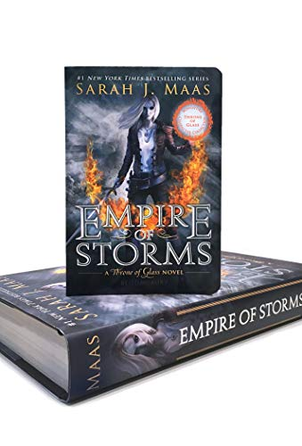 10 best empire of storms throne of glass for 2021