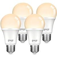 4-Pack TanTan 75W Equivalent E26 8W LED Light Bulb