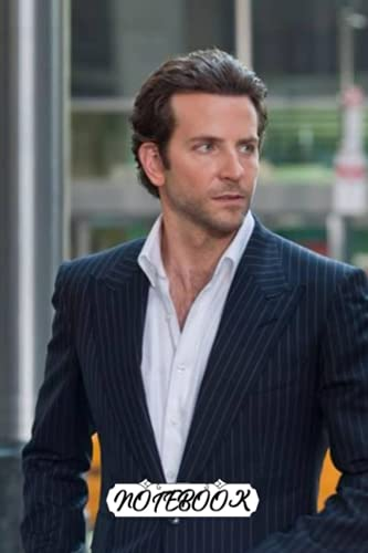 Bradley Cooper : Notebook Journal Great for Birthday or Christmas Gift Home or Work #18