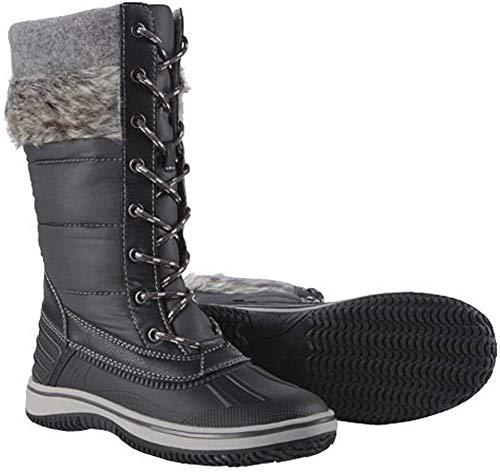 Esmara Damen Winterstiefel Winter Schuhe Warm gefüttert mit wetterfester Galosche Größe 41